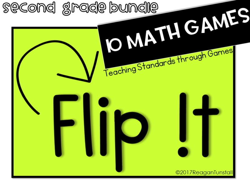 Flip It Second Grade