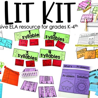The Lit Kit: A Comprehensive Resource