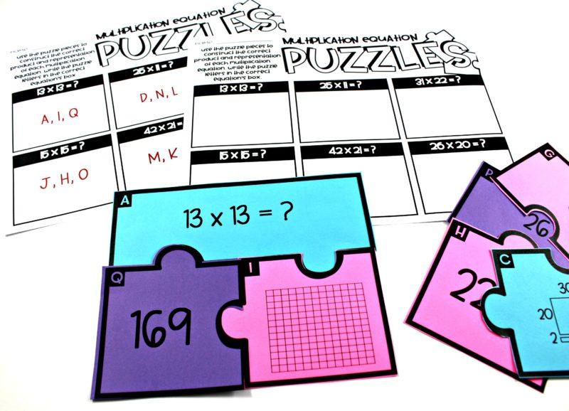 4th Grade Guided Math - Tunstall\'s Teaching Tidbits