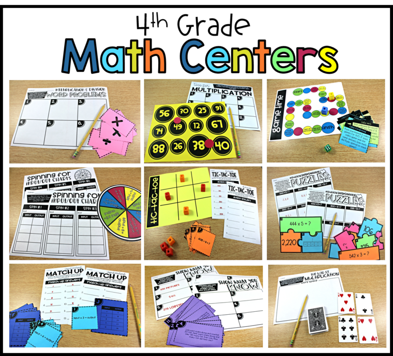 math-centers-4th-grade-800x725 Teach Alge Th Grade on 4th power, 4th step, 4th place, 4th math,