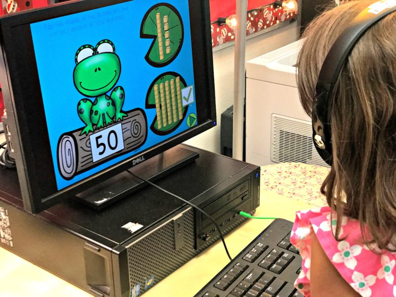 Place Value Lessons and Workstations