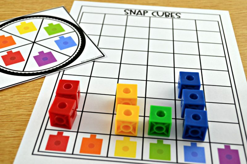 Math Stations by Standard