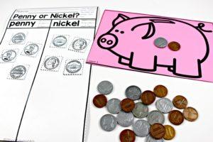20 Ideas for Teaching Coins