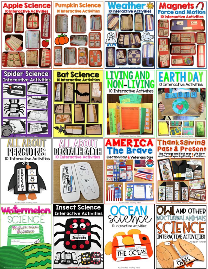 interactive science bundle