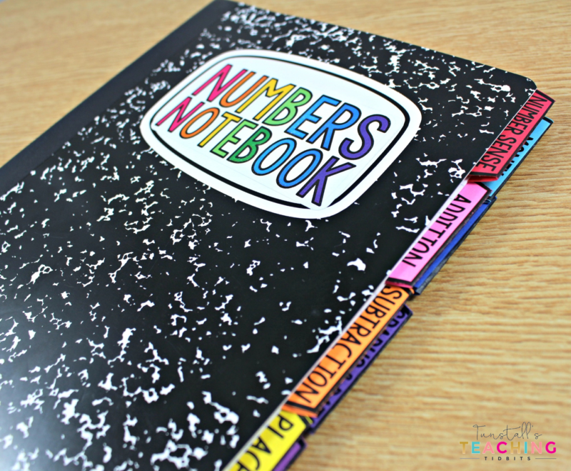 The Benefits of Numbers Notebook