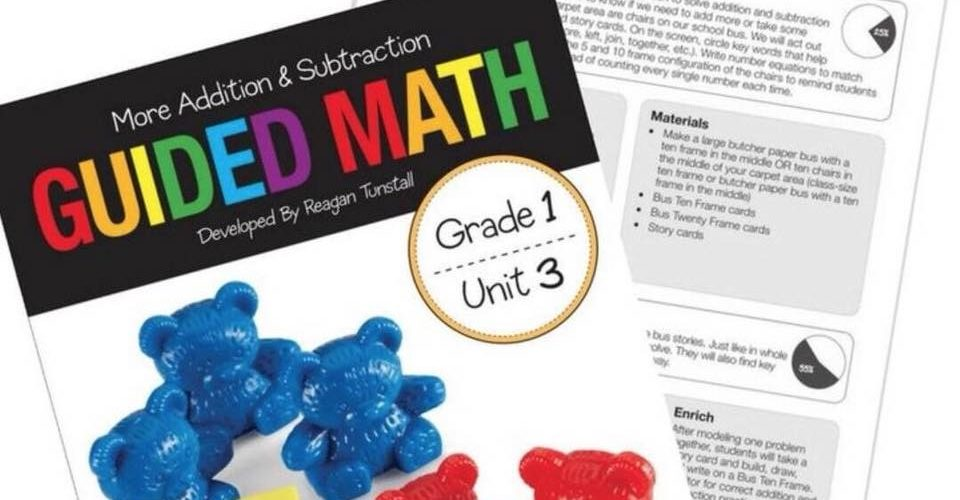 Guided Math Resources