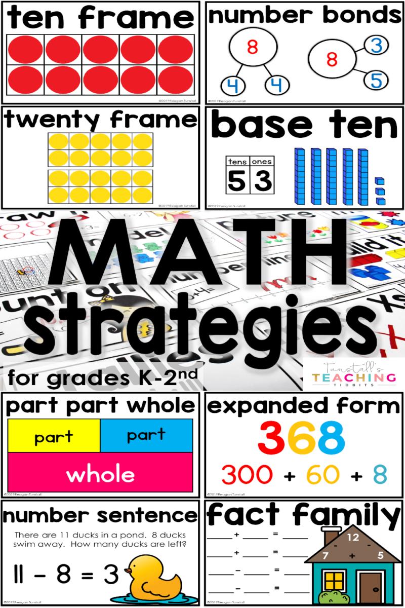 Math Strategies