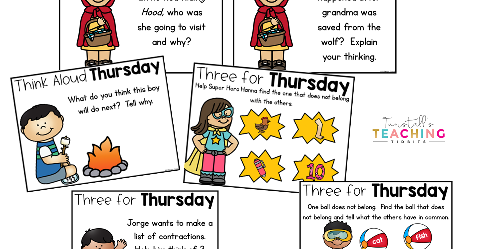 Literacy Word Wall and Warm-Ups