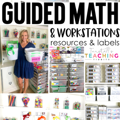 Guided Math and Workstation Resources
