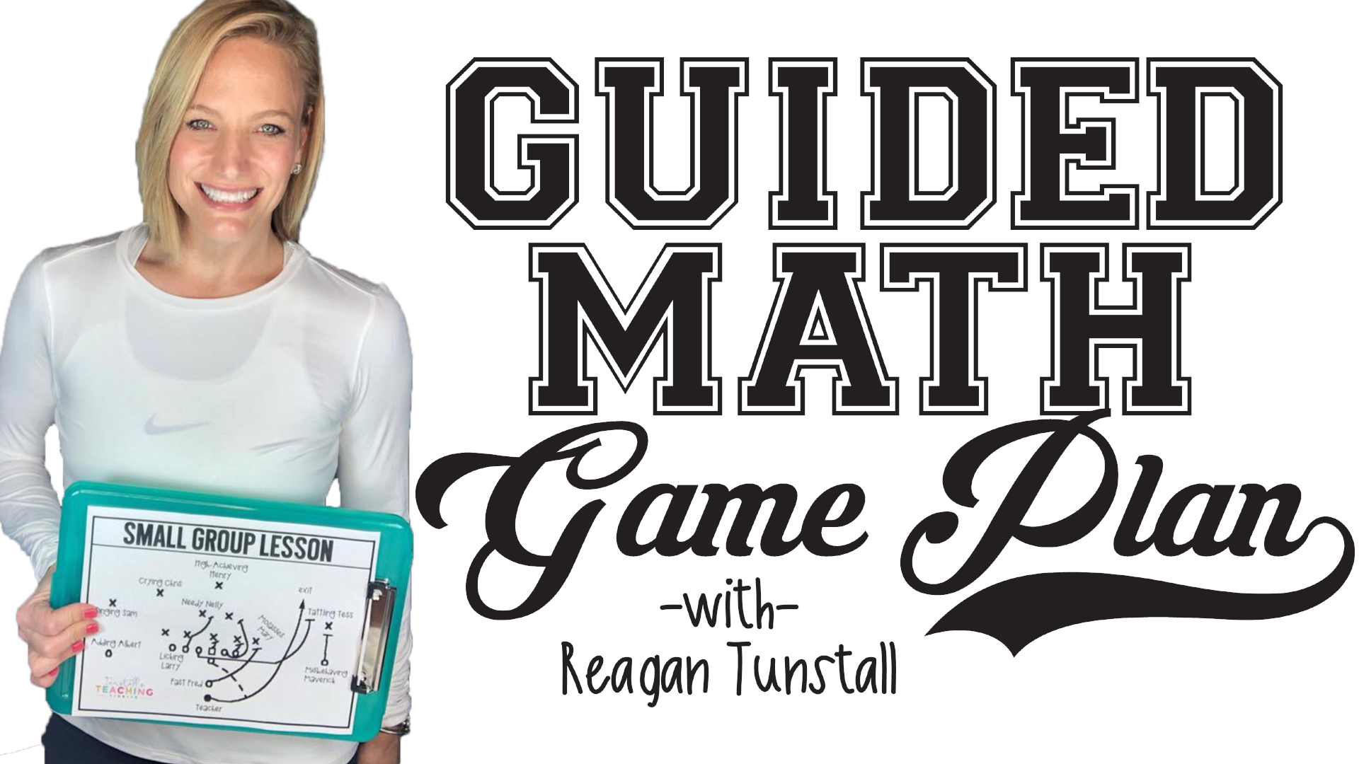 Guided Math Game Plan
