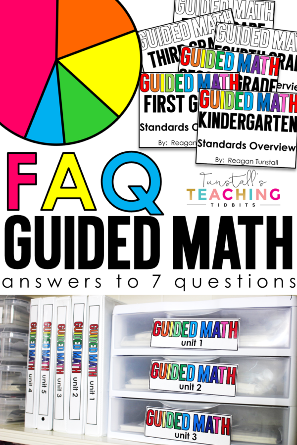 frequently asked questions about guided math