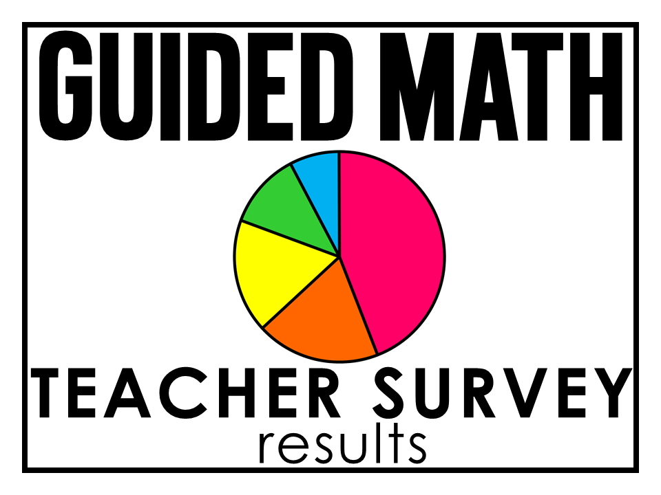 Guided Math Survey