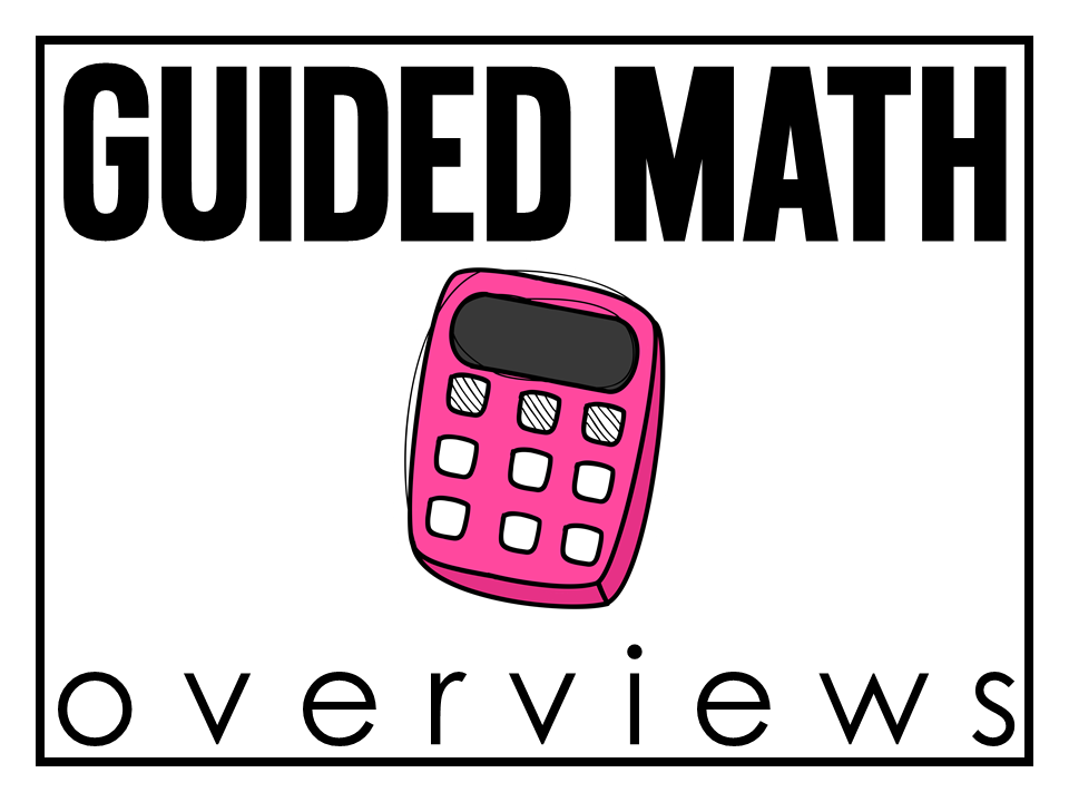 the overview of guided math standards alignment