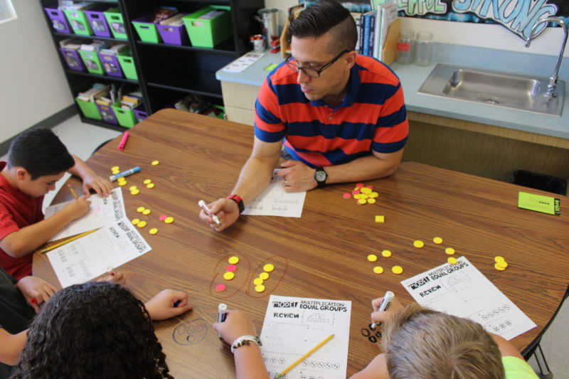 guided math in the upper elementary grades