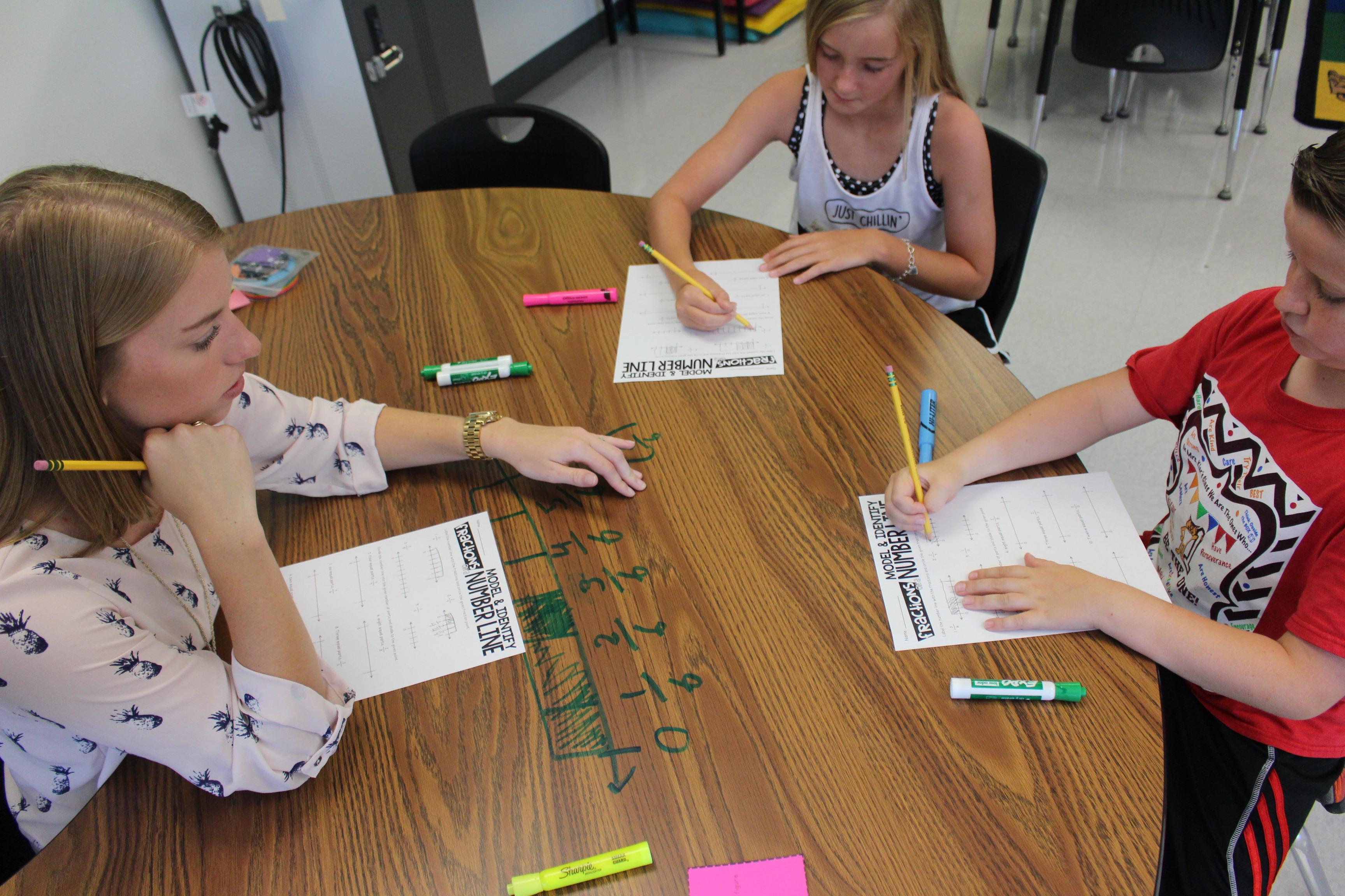 Guided Math Grades 3-5