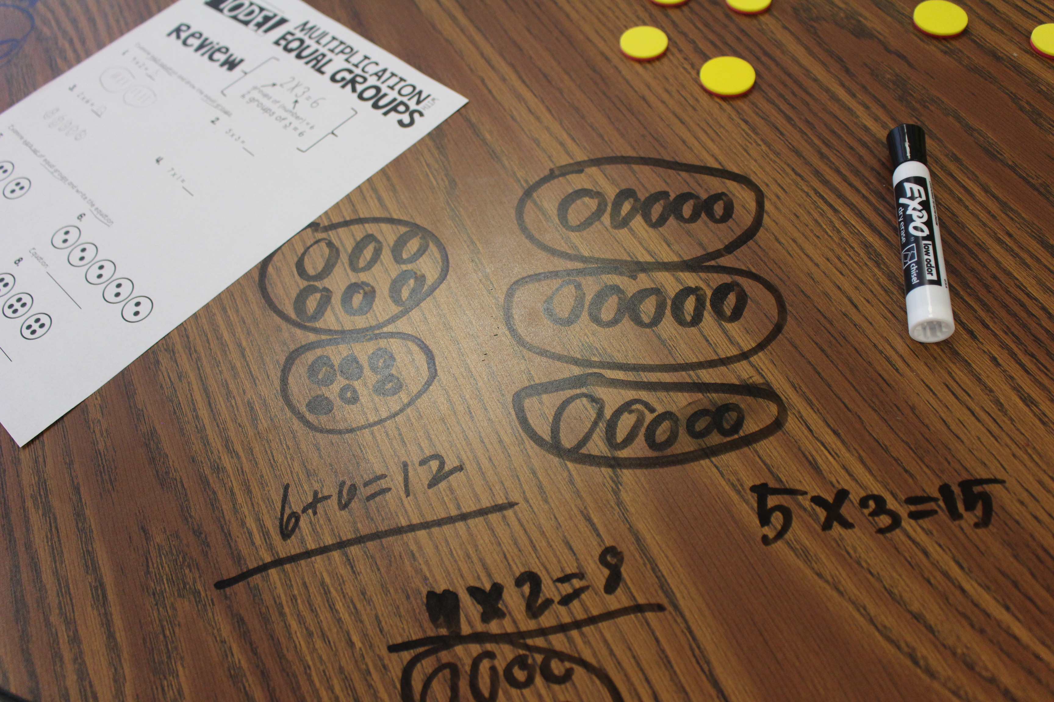 small group guided math 3-5