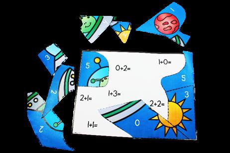 kindergarten puzzle