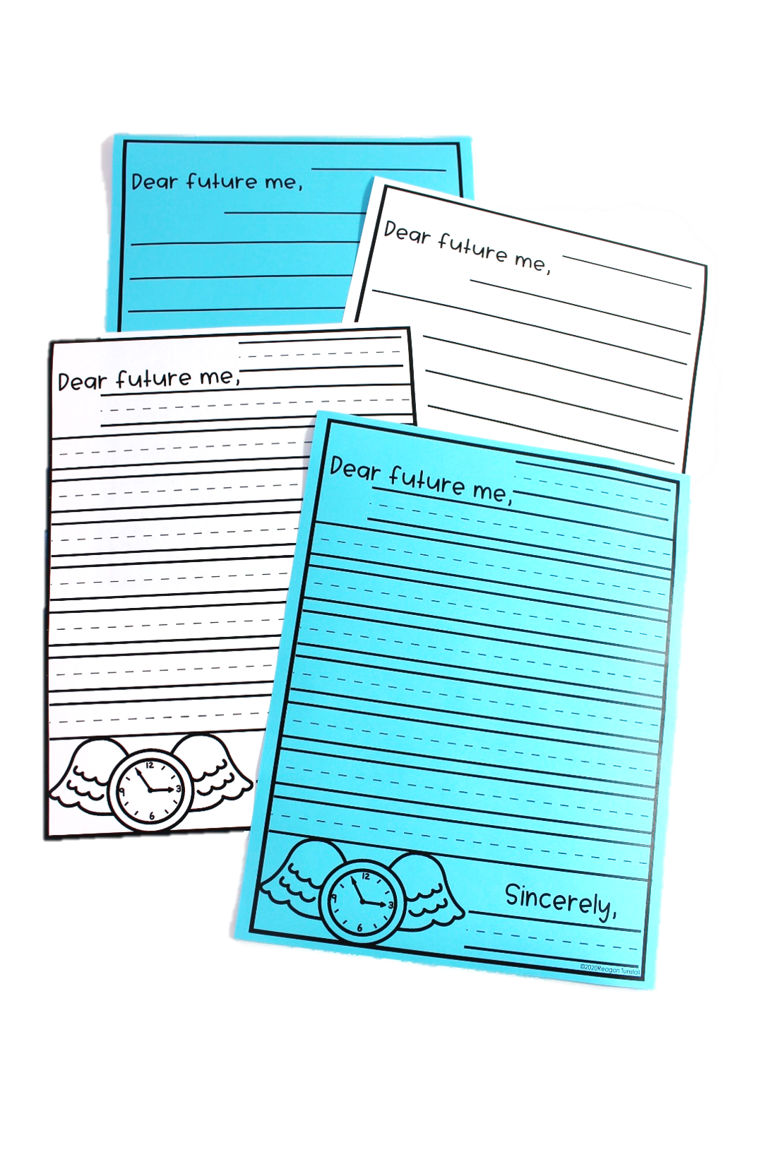 where students can write a letter to their future selves to open on the next leap year! This is a fun way to see what students think will be important to tell themselves!