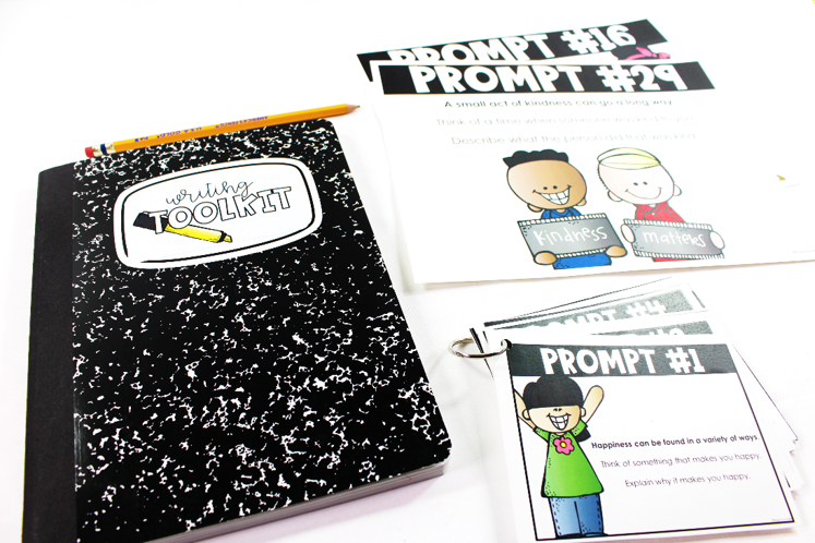 writing tool kit for grades 3-5