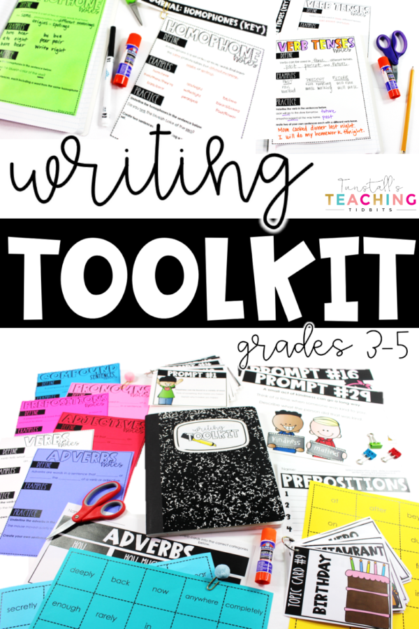 Writing Toolkit Tunstall