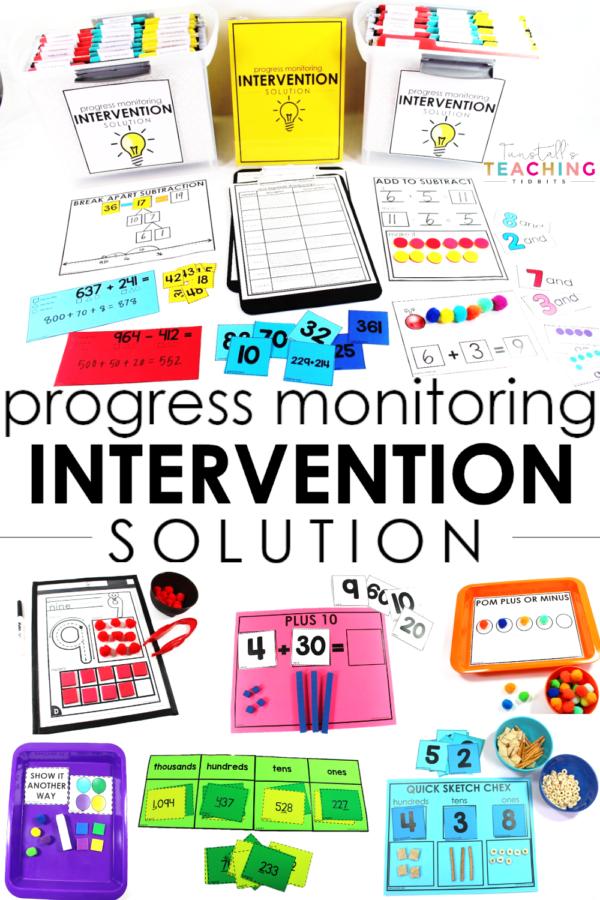Math Intervention Solution