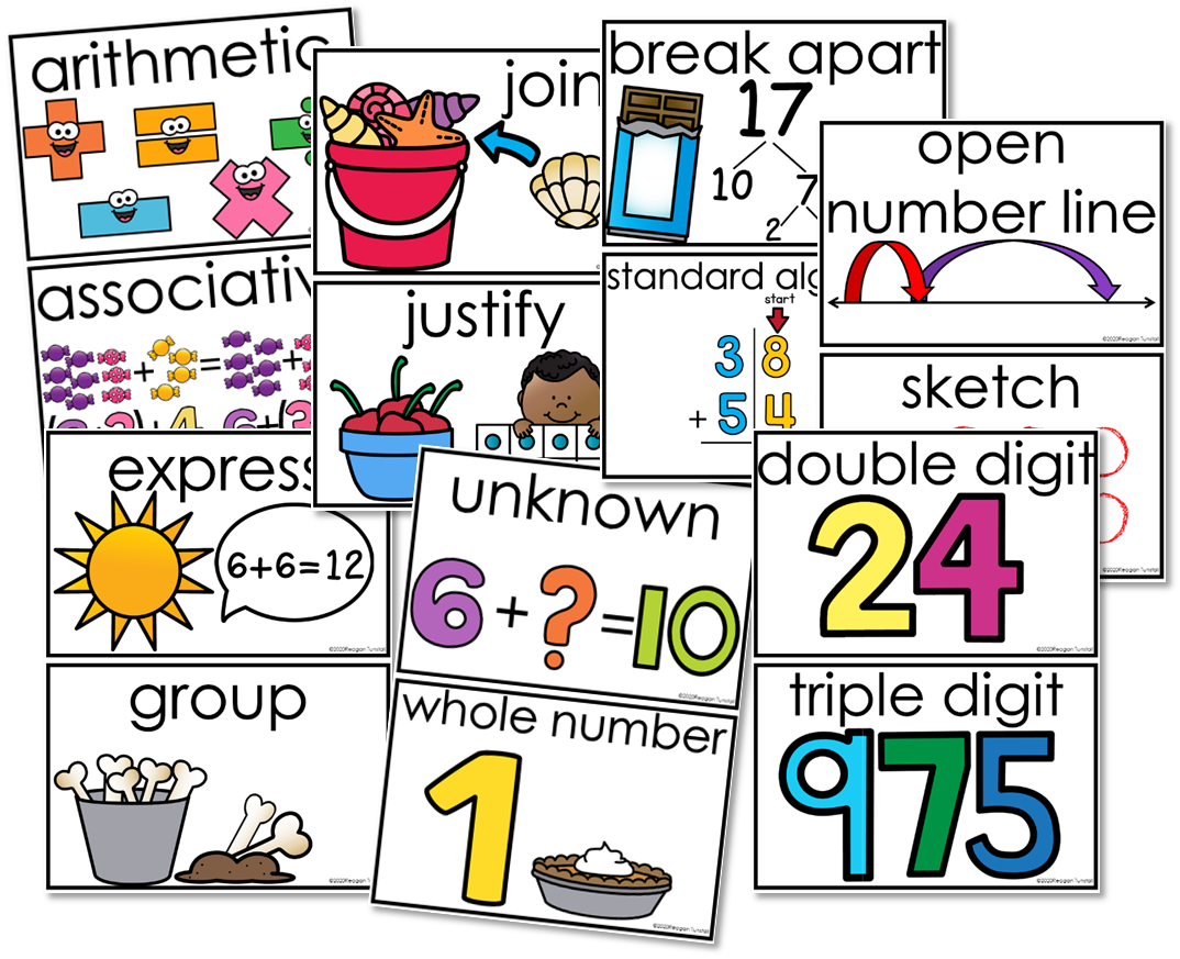 intervention solutions vocabulary math talk