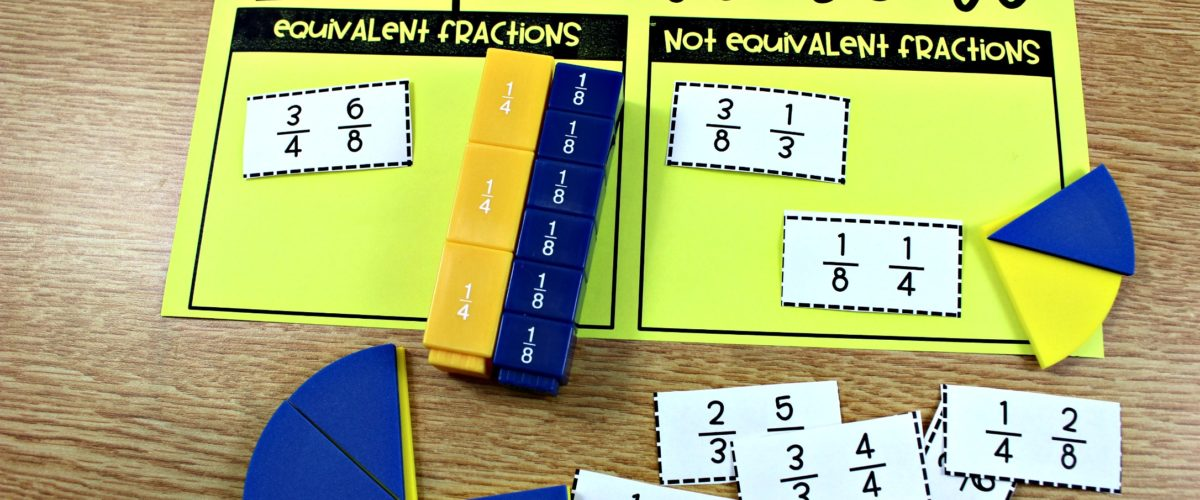 Third Grade Math Centers and Stations