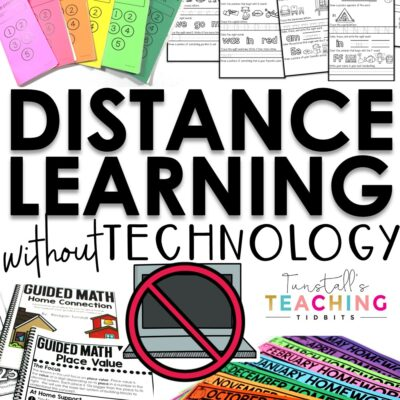 Distance Learning without Technology