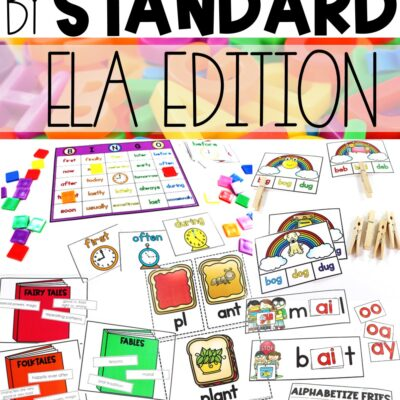 ELA Stations by Standard