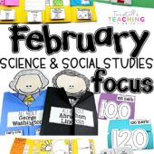 february science and social studies