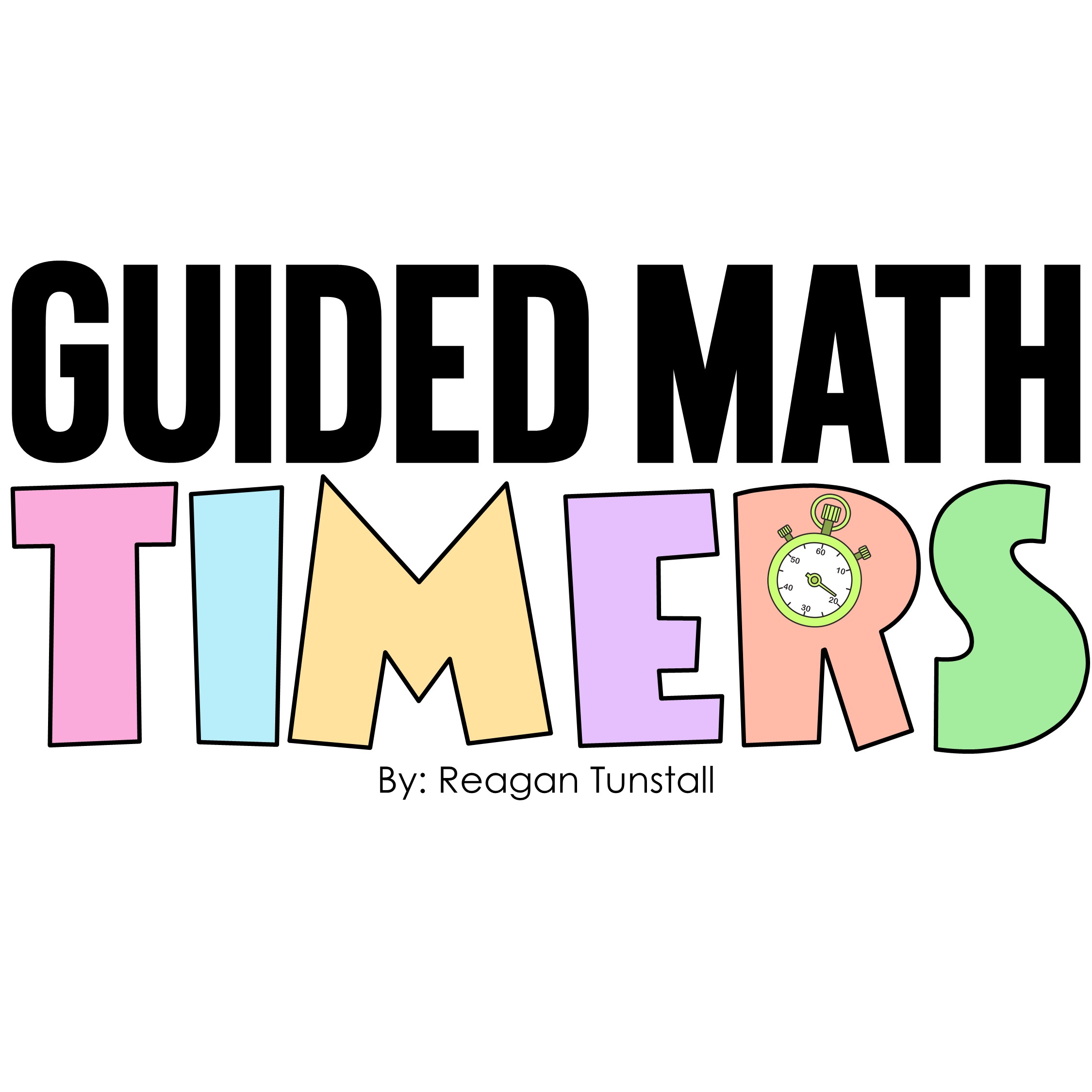 Guided Math Timers