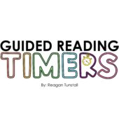 Guided Reading Timers