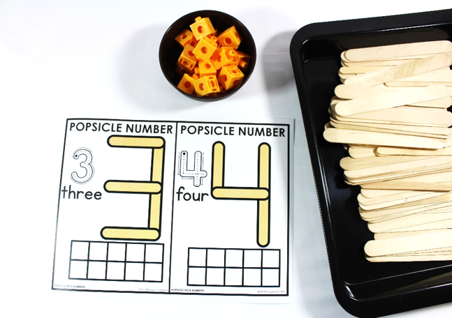 Intervention for numeracy, counting, and cardinality