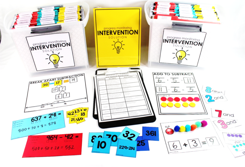 Intervention for operations, computations, and algebraic reasoning