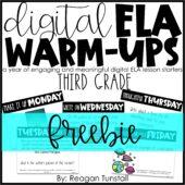 digital literacy warm-up