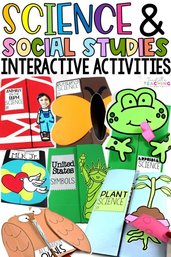 science interactive activities