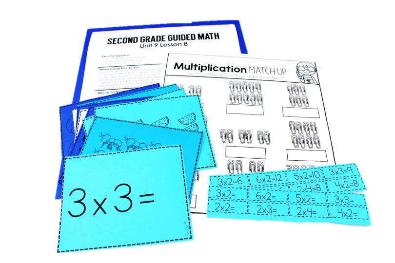 Sample Guided Math