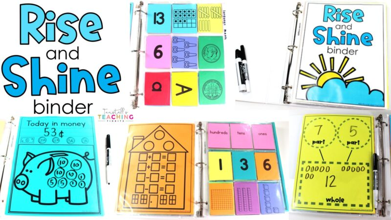 Rise and Shine Binder Revisted
