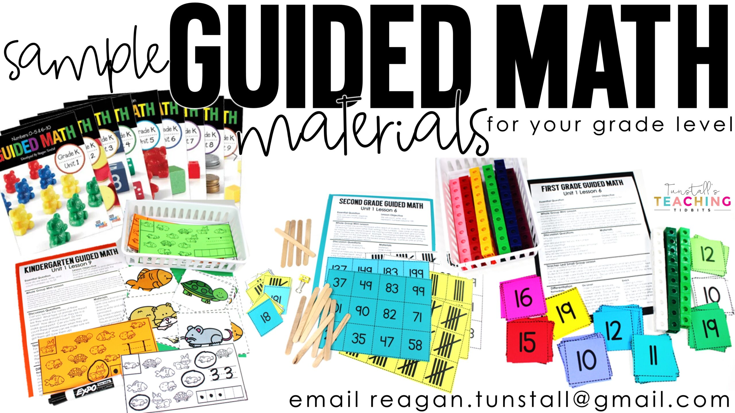 Guided Math Sample