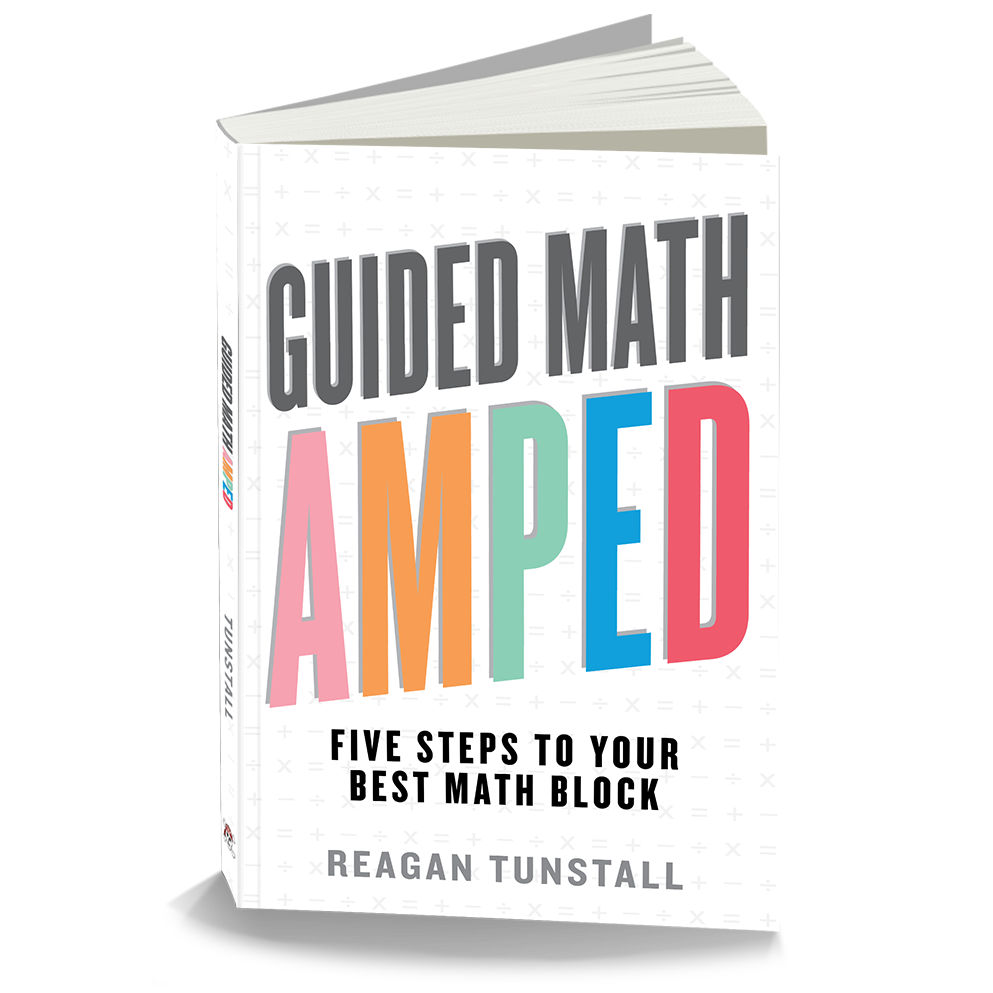 Guided Math Amped 5 steps to your best math block