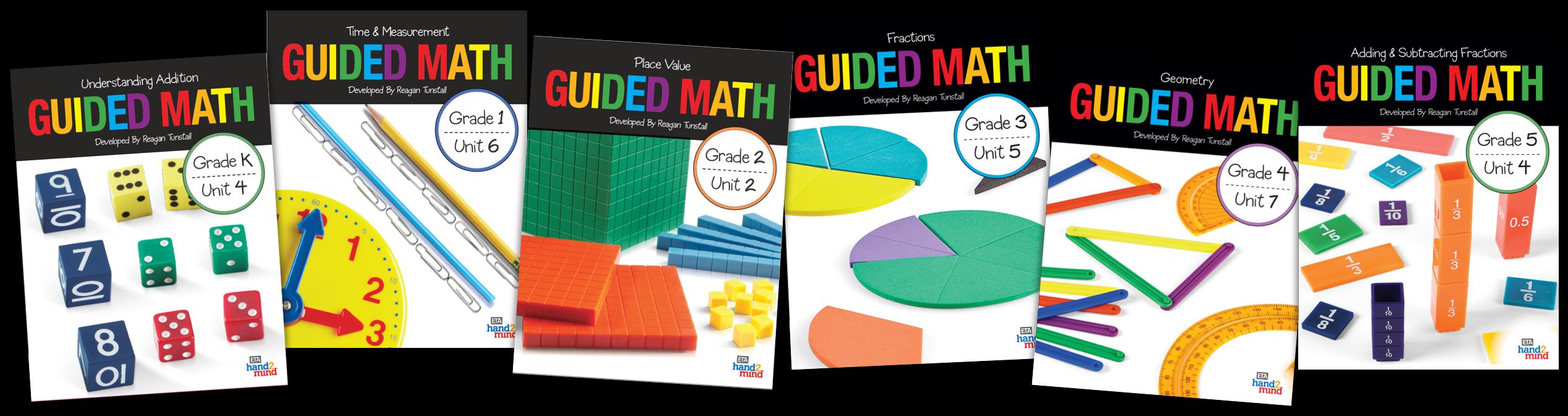 Guided Math Manipulatives