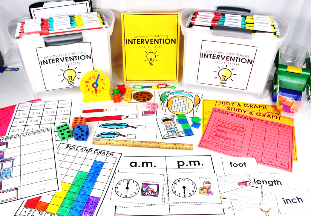 math intervention and enrichment