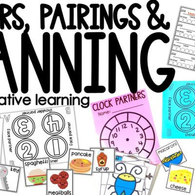 Partners, Group Pairings, and Planning for Cooperative Learning