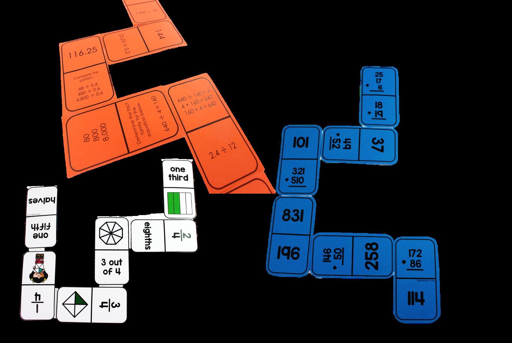 brain train dominoes