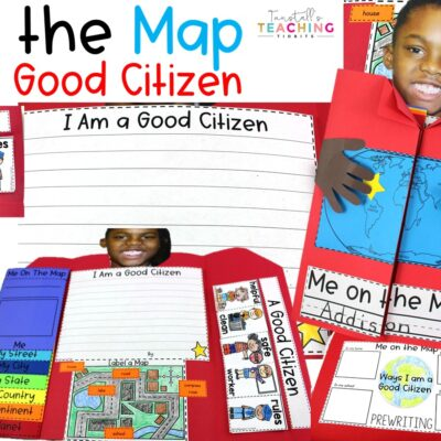 Me on the Map & Being a Good Citizen