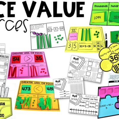 Place Value Resource Round-Up
