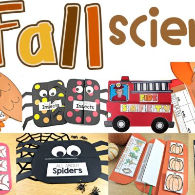 Fall Science Themes
