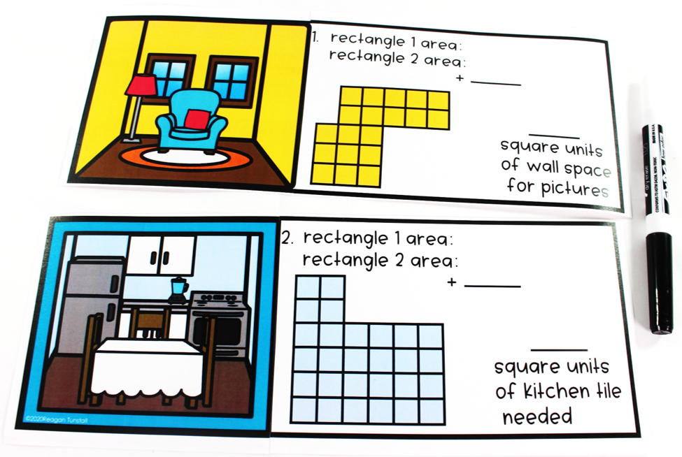 third grade stations by standard