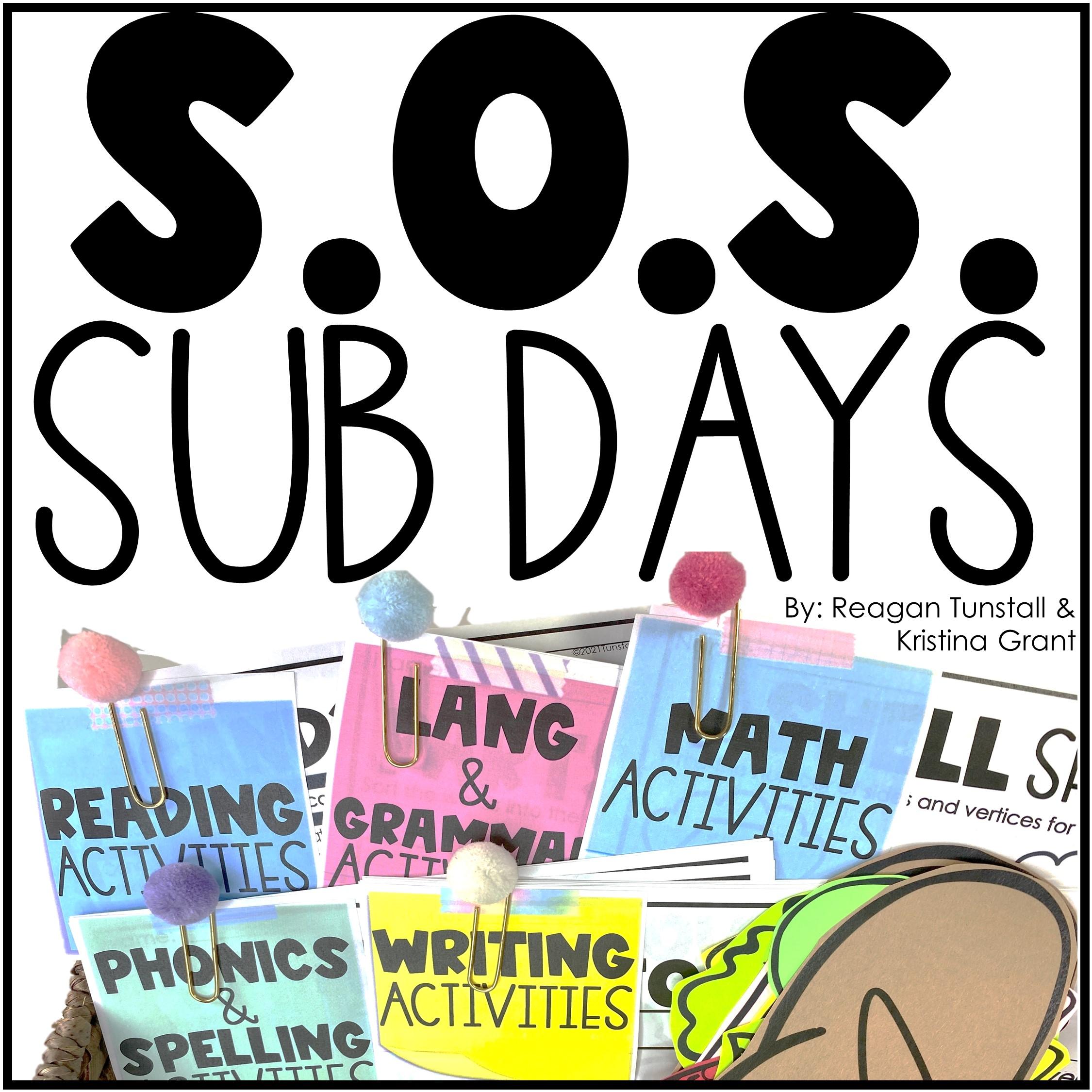 s.o.s sub days