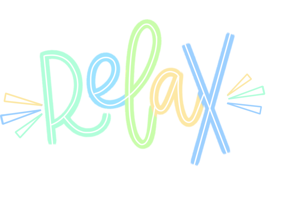 not your average self-care relax